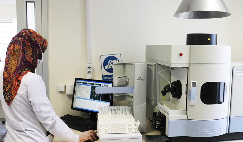 SARGEM Toprak Analiz Laboratuvarı