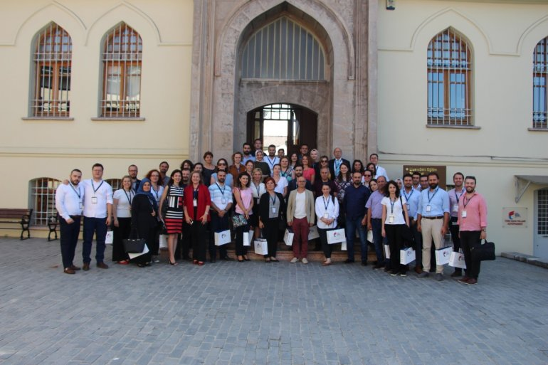 Kariyer Merkezimiz İstanbul'da Düzenlenen Mezun İlişkileri Çalıştayına Katıldı