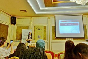 """Ekonomi Bölümü Araştırma Görevlimiz Nisa Şansel Tandoğan Antalya'da düzenlenen """"3rd International Conference on Economic Research"""" Etkinliğine Katıldı"""