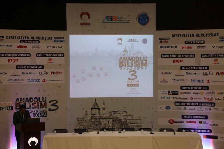Anadolu Bilişim Buluşmaları Üniversitemiz Ev Sahipliğinde Konya'da düzenlendi