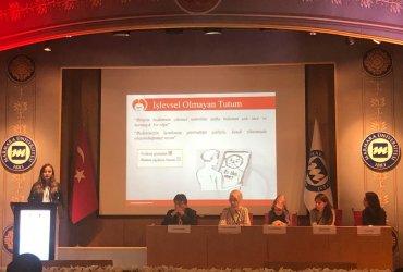 Psikoloji Bölümü Araştırma Görevlimiz Bengisu Büyükmumcu 9. Uluslararası Yükseköğretimde Psikolojik Danışmanlık ve Rehberlik Araştırmaları Kongresine Katıldı