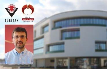"""Biyomühendislik Bölümü Öğretim Üyemiz Dr. Yusuf Çakmak'ın """"Farklı Bileşenler ile Aktifleştirilebilir Yeni Fotodinamik Terapi Ajanlarının Sentezi ve Uygulanması"""" Başlıklı Projesi TÜBİTAK Tarafından Desteklenmeye Hak Kazandı"""