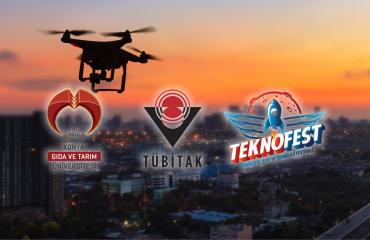 Üniversitemizin 3 Takımı Teknofest 2020 Kapsamında İnsansız Hava Araçları ve Tarım Teknolojileri Yarışmalarında İkinci Aşamaya Geçti