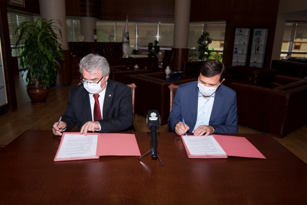 Üniversitemiz ile Karatay Belediyesi Arasında İşbirliği Protokolü İmzalandı