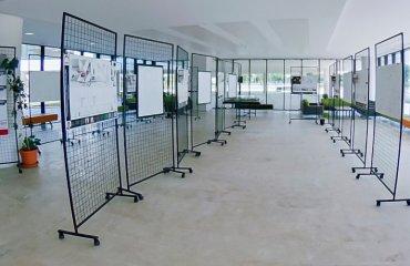 KGTÜ İç Mimarlik Bölümü 2019-2020 Eğitim-Öğretim Yılı  | Sanal Yıl Sonu Sergisi