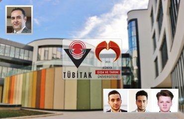 Öğrencilerimiz TÜBİTAK 2242 Üniversite Öğrencileri Araştırma Projeleri Final Yarışmasında Bilgi ve İletişim Teknolojileri Kategorisinde Türkiye Birincisi Oldu