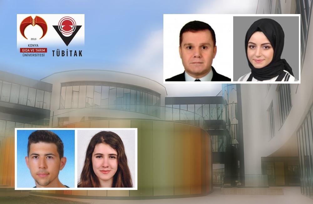 Endüstri Mühendisliği Bölümü Öğrencilerimiz Bengisu Kaya ve Orkun Demirkoparan'ın Projesi