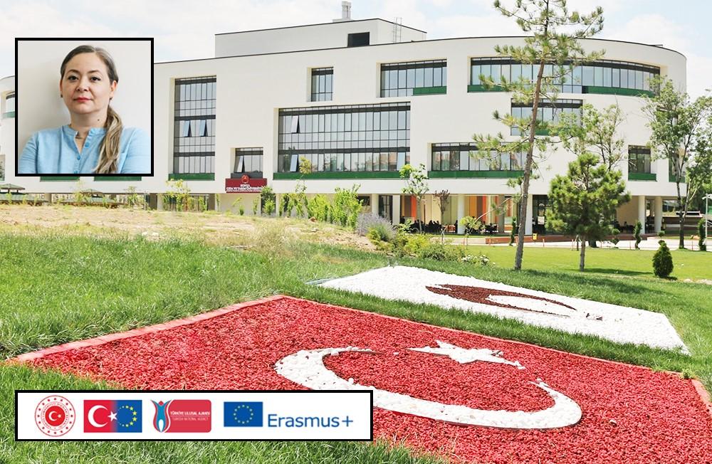"""Uluslararası İlişkiler ve Erasmus Koordinatörümüz Gülsüm Mezgel Yartaş'ın Koordinatörlüğünü Yaptığı Uluslararası """"Rationalization"""" Projesi T.C. Dışişleri Bakanlığı Avrupa Birliği Başkanlığı Türkiye Ulusal Ajansı Tarafından Desteklenmeye Hak Kazandı"""