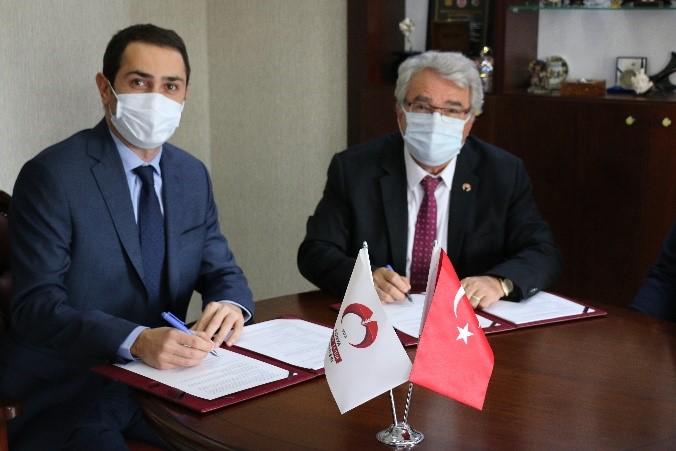 Üniversitemiz ile Döhler-Türkiye Arasında İşbirliği Protokolü İmzalandı