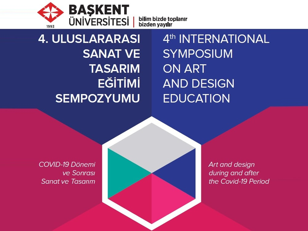 İç Mimarlık Bölümü Öğretim Üyemiz Prof. Dr. Ayhan Azzem Aydınöz, Davetli Konuşmacı Olarak Başkent Üniversitesi Güzel Sanatlar Tasarım ve Mimarlık Fakültesi 4. Uluslararası Sanat ve Tasarım Eğitimi Sempozyumu'na Katıldı