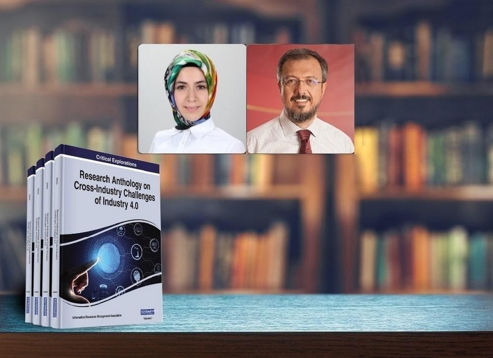 Yönetim Bilişim Sistemleri Bölümü Araştırma Görevlimiz Büşra Yiğitol ve Rektör Danışmanımız Prof. Dr. Atilla Arıcıoğlu'nun Çalışması Endüstri 4.0 Alanında 2020 Yılındaki En İyi 100 Çalışma Arasında Yer Aldı