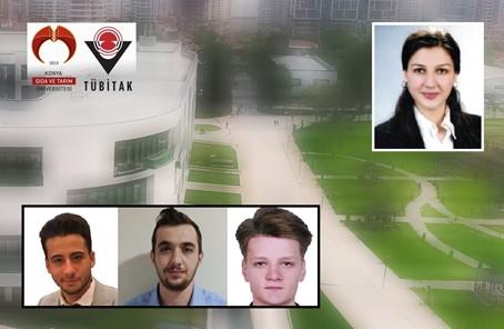 Mühendislik ve Mimarlık Fakültesi Öğrencilerimizin Projesi TÜBİTAK 2209/A Üniversite Öğrencileri Araştırma Projeleri Destekleme Programı Kapsamında Desteklenmeye Hak Kazandı
