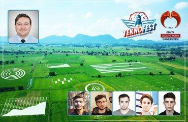 Lisans Öğrencilerimizin Fenobot Projesi TEKNOFEST Tarım Teknolojileri Yarışmasında İstanbul'da Gerçekleştirilecek Finallere Katılmaya Hak Kazandı