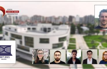 """Bilgisayar Mühendisliği Bölümü Öğrencilerimizin Projeleri Bilkent Üniversitesi'nde Gerçekleştirilecek olan """"14th The International Symposium on Health Informatics and Bioinformatics"""" Konferansında Sunulmak Üzere Kabul Edildi"""