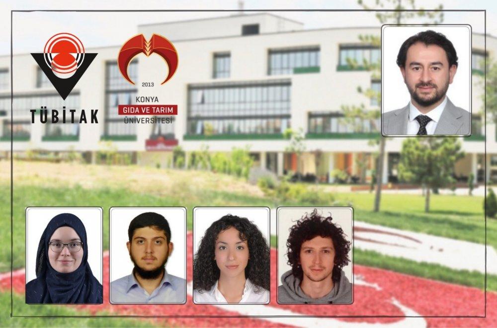 Elektrik-Elektronik Mühendisliği Bölümü Öğrencilerimizden Oluşan Anka Takımı TEKNOFEST Kapsamında Düzenlenen TÜBİTAK 2242 Üniversite Öğrencileri Araştırma Projeleri Yarışması Savunma, Uzay ve Havacılık Kategorisinde Türkiye İkincisi Oldu
